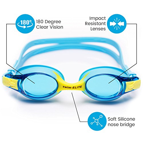 c255f8aa328 4 Best Swim Goggles in 2019 for Adults   Kids (Comfortable