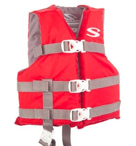 226ba08c092 The Child Classic Series was designed specifically for children weighing  between 30 and 50 pounds and is a USCG Type 3 PFD.