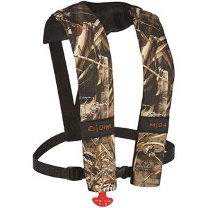 best inflatable fishing vest camo