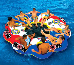 durable-floating-island-raft