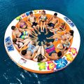 inflatable floating island reviews