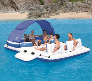 top-floating-island-raft